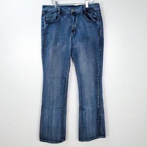 VGS Houston Bootcut Medium Wash Jeans Size 12